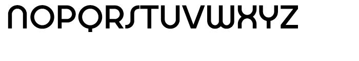 Aldrans Medium Font UPPERCASE