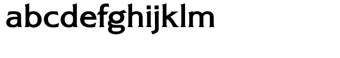 Alexon Bold Font LOWERCASE