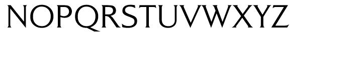 Alexon Light Expert Font UPPERCASE
