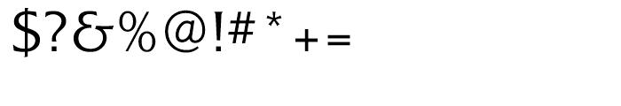 Alexon Light Font OTHER CHARS