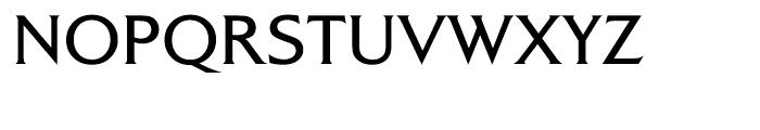 Alexon Medium Font UPPERCASE