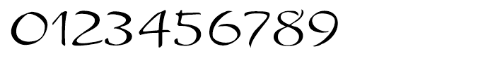Alhambra Regular Font OTHER CHARS