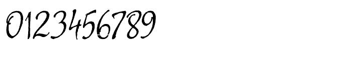 Alie Regular Font OTHER CHARS