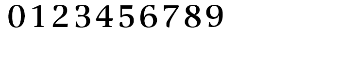 Alinea Serif Regular Font OTHER CHARS