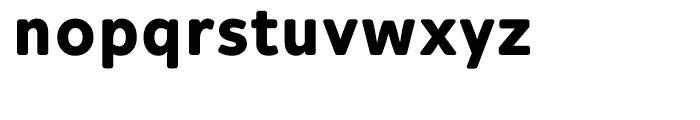 Alleyn Bold Font LOWERCASE