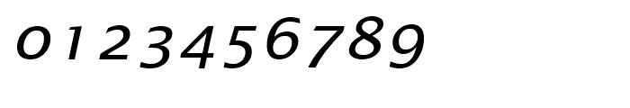 Alphabet Italic Font OTHER CHARS