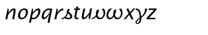Alphabet OSF Font LOWERCASE