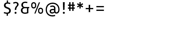 Alwyn New Regular Font OTHER CHARS