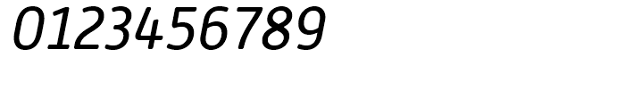 Alwyn New Rounded Italic Font OTHER CHARS