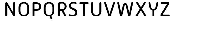 Alwyn New Rounded Regular Font UPPERCASE
