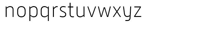 Alwyn New Thin Font LOWERCASE