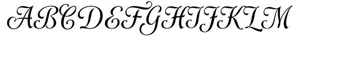 Alys Bold Font UPPERCASE