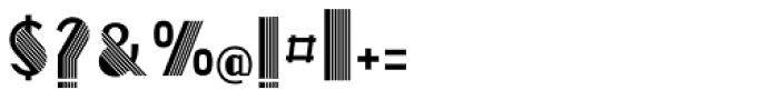 ALICIA LGf Regular Font OTHER CHARS
