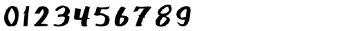 ALMONA DEWANY Font OTHER CHARS