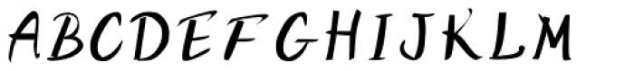 ALMONA DEWANY Font UPPERCASE