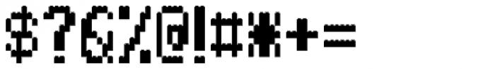 ALPHABRIX Font OTHER CHARS