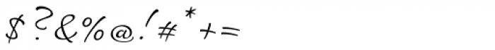 ALS FinlandiaScript Font OTHER CHARS