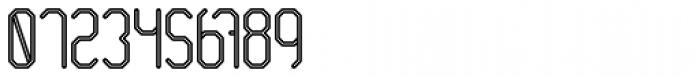 ALT Breo Negative Font OTHER CHARS