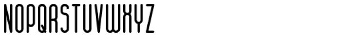 ALT Lautus Medium Font UPPERCASE