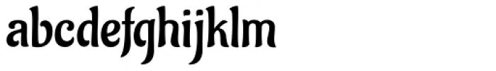 Aladin Pro Font LOWERCASE