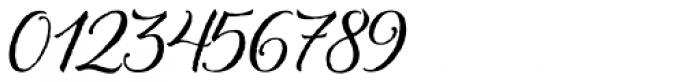 Alana Basic Font OTHER CHARS