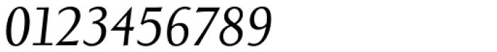 Albertan Pro Book Italic Font OTHER CHARS