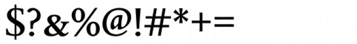 Albertina MT Medium SC Font OTHER CHARS