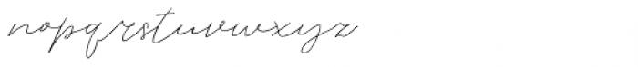 Albiol Regular Font LOWERCASE