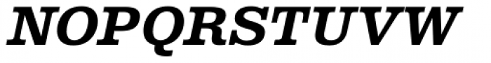 Albiona Bold Italic Font UPPERCASE