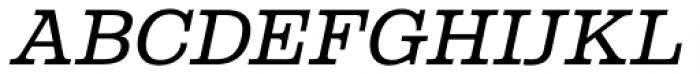 Albiona Light Italic Font UPPERCASE