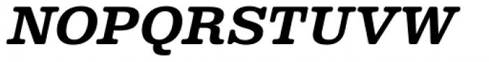 Albiona Soft Bold Italic Font UPPERCASE