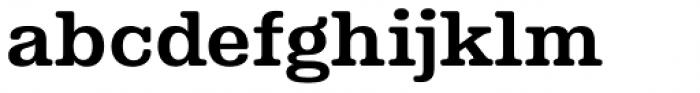 Albiona Soft Bold Font LOWERCASE