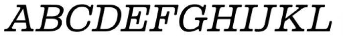 Albiona Soft Light Italic Font UPPERCASE