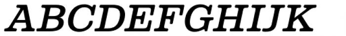 Albiona Soft Medium Italic Font UPPERCASE