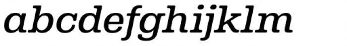 Albiona Soft Medium Italic Font LOWERCASE