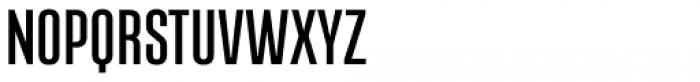 Albireo Condensed Medium Font UPPERCASE