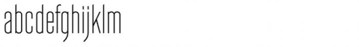 Albireo Variable Font LOWERCASE