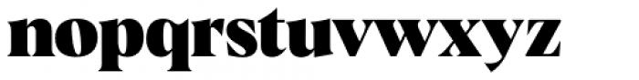 Albra Black Font LOWERCASE
