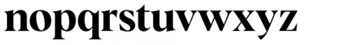 Albra Semi Font LOWERCASE