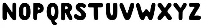 Albus Font UPPERCASE