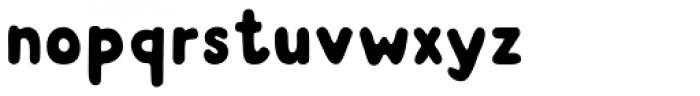 Albus Font LOWERCASE