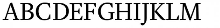 Alcala Font UPPERCASE
