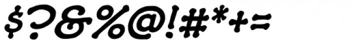 Alchemite Italic Font OTHER CHARS