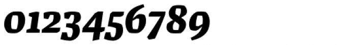 Alda Bold Italic Font OTHER CHARS