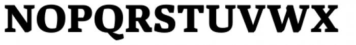 Alda Bold Font UPPERCASE