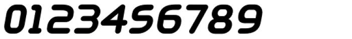 Aldin Oblique ExtraBold Font OTHER CHARS