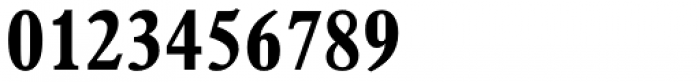 Aldine 721 Bold Condensed Font OTHER CHARS