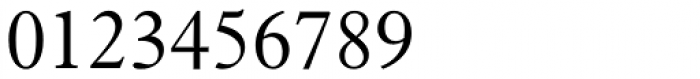 Aldine 721 Light Font OTHER CHARS