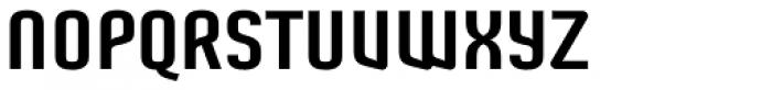 Aldo Pro Black Font UPPERCASE
