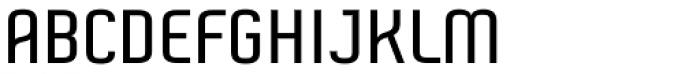 Aldo Pro Medium Font UPPERCASE